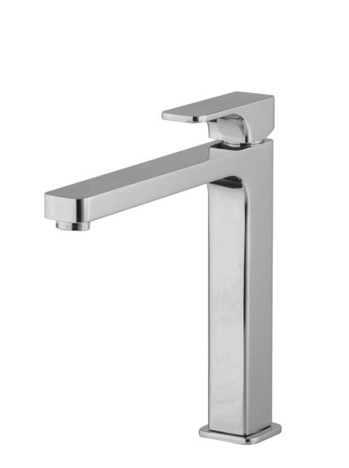 kitchen taps cifial uk ltd deck mounted mono mixer kitchen tap chrome Kitchen Faucets